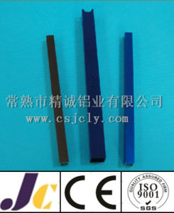 Black Anodized Aluminum Extrusion Profile (JC-P83027) pictures & photos