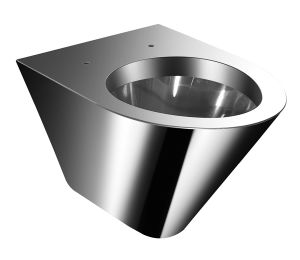 Stainless Steel Toilets (JN49111J)