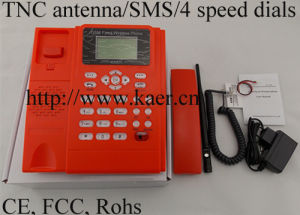 Desktop SIM Card GSM Fixed Wireless Phone (KT1000(130)) pictures & photos