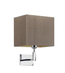 Metal Wall Lamp with Fabric Shade (WHW-761) pictures & photos