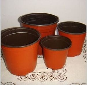 China Flower Pot Made of Double Color PP Material Various Sizes Are Available (cx-8170) Double Color Flower Pots - China Double Color Flower Pots & China Flower Pot Made of Double Color PP Material Various Sizes ...