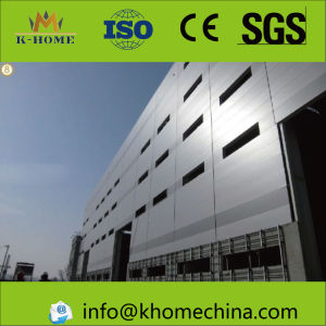 Steel Plant Construction /Long-Span Steel Structural Buildings/Prefab Factory Building pictures & photos
