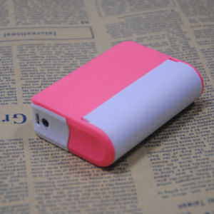 3000mAh Mobile Charger with Mirror and Holder for Sale