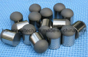 PDC Cutter,Domed Type Polycrystalline Diamond Compact for Oil Well Drilling and Coal Mining