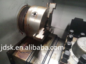 CNC Horizontal Heavy Duty Gap Bed Lathe Machine pictures & photos