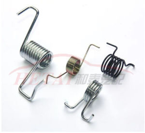 china stainless steel double torsion spring for barber chair parts
