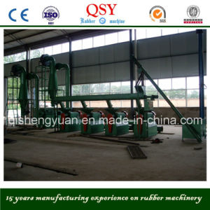 Fine Rubber Powder Grinding Machine for Waste Tire Recycling pictures & photos