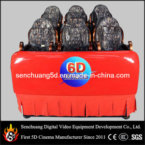 7D Cinema Carousel Rides for Sale
