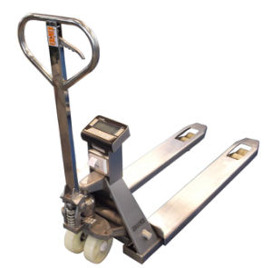 Stainless Steel Printer Pallet Truck Scale pictures & photos