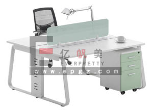 L Shape Workstation Elegant Workstation in Office (CP-78) pictures & photos