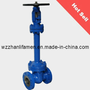 Manual Operated Bellows Sealed Gate Valve Wz41h (API, DIN, GB)