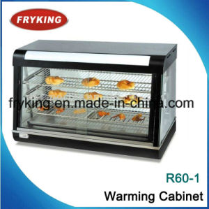 Commercial Food Warmer Display Cabinet for Restanuant pictures & photos