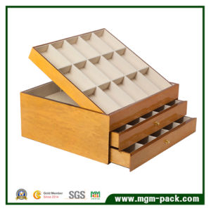 Luxury Wooden Belt Fastener Storage Box with Large Space  sc 1 st  Shenzhen MMD Technical Ru0026D Co. Ltd. & China Luxury Wooden Belt Fastener Storage Box with Large Space ...