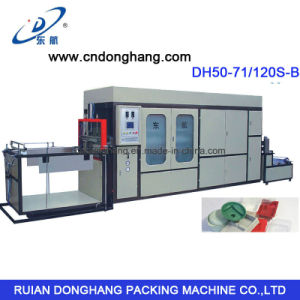 High-Speed Vacuum Forming Machine (DH50-68/120S-B) pictures & photos