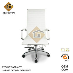 High Back Hotel Furniture White Leather Chair (GV-OC-H306) pictures & photos