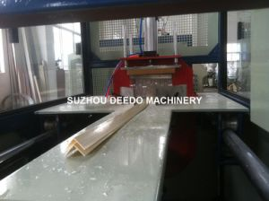 Plastic PVC Wire Cable Trunking Profile Making Machine pictures & photos
