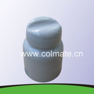 Pin Style Porcelain (ceramic) Insulator for Low Voltage pictures & photos