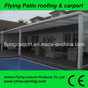 Durable Aluminum Patio Cover, Outdoor Garden Used Carport, Polycarbonate  Car Shelter