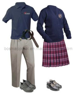 2016 School Uniform, Summer Student Uniform (SCU06) pictures & photos