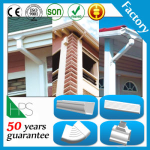 PVC Pipe Fitting Water Pipe Gutter Building Material pictures & photos