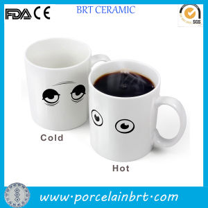 Interesting Gift Temperature Sensitive Magic Mug pictures & photos