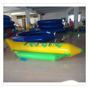 High Quality Inflatable Banana Boat From Guangzhou Factory