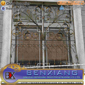 2016 Factory Price Wrought Iron Window Grills pictures & photos