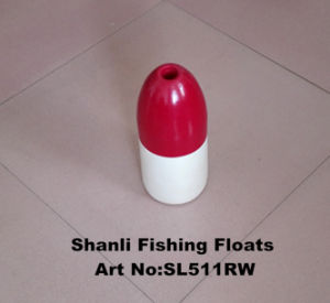 PVC Fishing Floats (SL511R/W) pictures & photos