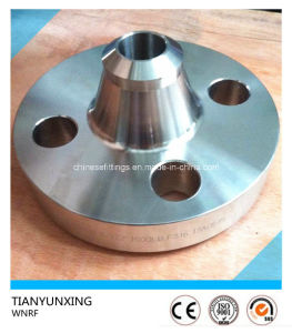 Stock Finish Raised Face F316 Wnrf Welded Neck Flanges pictures & photos