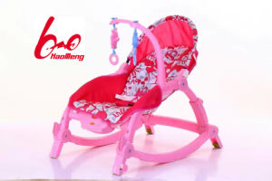 china 2017 plastic new design kid rolling chair girls baby bouncer