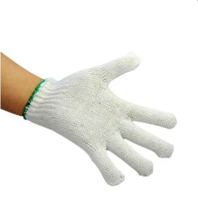 White Gloves Cotton Cotton Gloves For Dry Hands