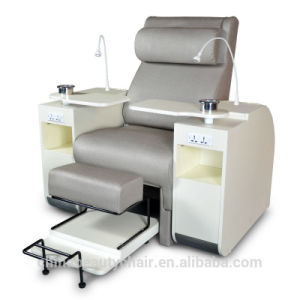 Pedicure Chair And Manicure Table Set