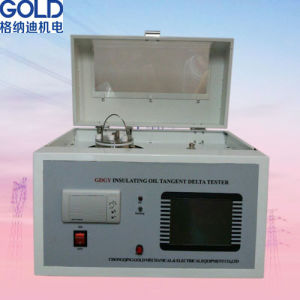 China Manufacturer of Dielectric Loss Tangent Delta Tester pictures & photos