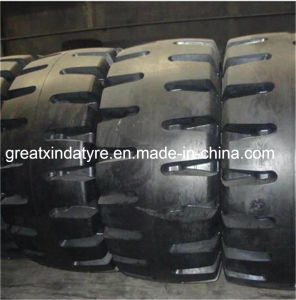Warranty Time OTR Tyre, off The Road Tyre, Giant/Mining Tyre23.5r25 pictures & photos