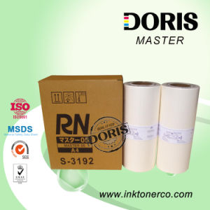 Rn Master A4 B4 for Riso Duplicator S-3192 pictures & photos