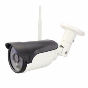 4CH Full HD WiFi P2p IR Bullet Wireless CCTV IP Camera with 1080P Complete CCTV Kit System pictures & photos