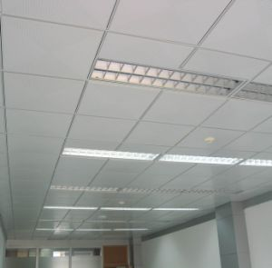 Lay-in Perforated Aluminum Ceiling (TLD-002)