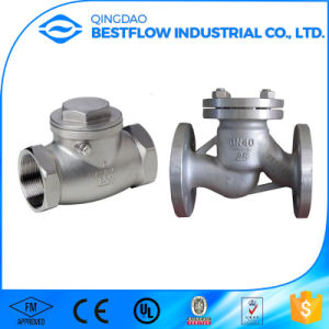Class150 Cast Steel Lift Check Valve pictures & photos