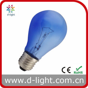 Daylight Blue Bulb A60 A19 Incandescent Bulb