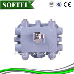 CATV Outdoor 5-1000MHz Trunk 3 Way Splitter pictures & photos