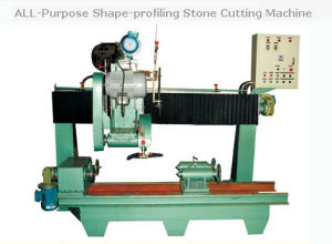 All-Purpose Profiling Stone Cutting Machine