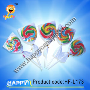 Flat Lollipop / Colorful Lollipop (HF-L173)