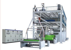 Automatic Non-Woven Fabrics Film Blowing Machine (YT-1600MM)