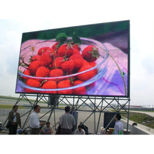 LED Display Outdoor Full Color (P12mm)