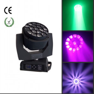 19*15W Bee Eye 4in1 LED Moving Head Zoom Light pictures & photos