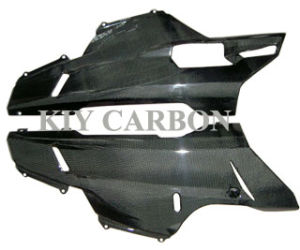 China Carbon Parts Lower Fairings For Ducati 1098 848 China Carbon