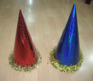 Party Hats, Paper Hats, Party Supplies (QSY-5157)