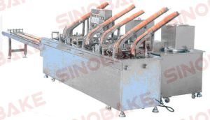 New Products Double Lane Sandwich Machine pictures & photos