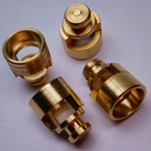 Brass Connectors Part for Industrial Airbrush Valve