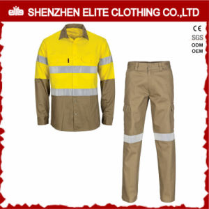 Yellow 3m Safety Work Clothes Reflective pictures & photos